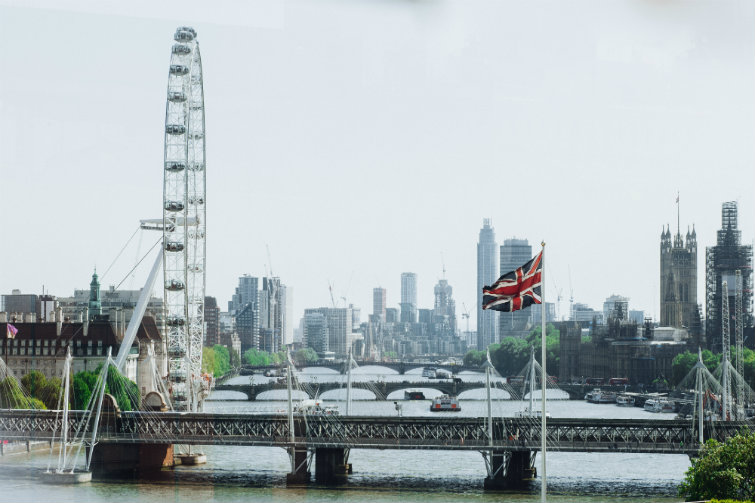 London. foto.
